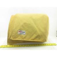 "Tucker BurnGuard 5'9"" x 4'9"" Flame Retardant Welding Blanket Protection"
