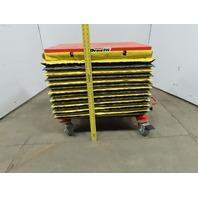 """Presto XP24-600 32"""" x 20"""" Foot Jack Hydraulic  Lift Table 600Lbs 13""""-36"""" Lift"""