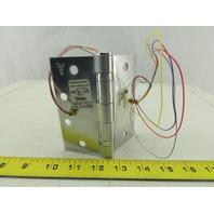 """Hager BB1191 ETW4 4.5"""" x 4.5"""" Concealed Connector Security Door Hinge 48VDC"""