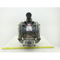 "Sandpiper SB1-A SGN-2-SS 1"" NPT Stainless Steel Pneumatic Diaphragm Pump"