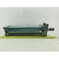 "Nopak 75-2452 3-1/4"" Bore 12"" Stroke Double Acting Air Or Hydraulic Cylinder"