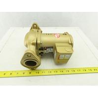 Bell & Gossett PL-45B 1/6 Hp 3300 RPM 115V 1Ph Potable Water Pump