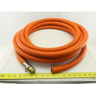 "Sani-Lav 3/4"" Hot Water Wash Down Hose 32'"