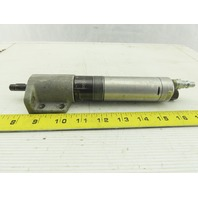 "Gardner Denver FBI 74010AA8 300 PSI Pneumatic Rotary Motor 3/8"" Shaft"