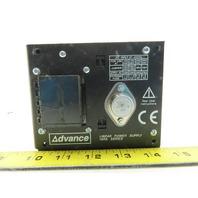 Advance 16RA24012 100-240V Input Linear Power Supply 24VDC Output