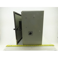 "16"" x 16"" x 10"" Electrical Enclosure Cabinet W/ Back Panel"