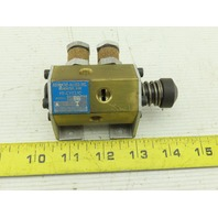 """Airmatic Allied Inc. Hi-Cyclic 1/8"""" Port Spring Loaded Ball Point Air Valve"""