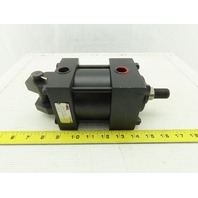 """Hydro Line LR5C 3/4"""" Bore 1"""" Stroke Double Acting 1"""" Rod Hydraulic Cylinder"""