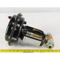 Spence Engineering K1TC811-36RA Pneumatic Globe Control Valve 1/2NPT 400 PSI Max