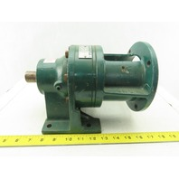 SM-Cyclo HC 3100 87:1 Ratio 0.48Hp 1750 RPM 20.1 RPM Output Helical Gear Reducer
