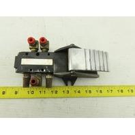 Schrader Bellows 520711000A 5 Port 2 Position Pneumatic Foot Control Valve