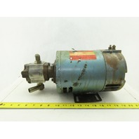 Clark P56SD703 38/48V DC Forklift Motor and Hydraulic Pump