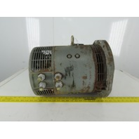GE Motors 2809551 36/48 VDC Forklift Motor Removed From Clark EDG25