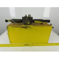 Hyster Hydraulic Tank & Valve Hyster Electric Lift R30CH 36V Rackloader II