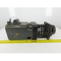 Siemens 1FT6102-8AH71-4AK3 320V 3Ph 27nM 5600 RPM AC Servo Motor 1-2048 Encoder
