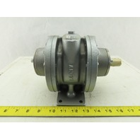 "Gast 8AM-FRV-30A Air Motor Reversible 2500rpm 5.25hp 3/4"" Shaft"