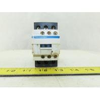 Telemecanique LC1D326M7 600V 3Ph 25Hp Magnetic Contactor 220V Coil