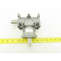 "Browning 5ARA2-SN10 Bevel Gear Box Right Angle 1:1 Ratio 5/8"" Shaft"