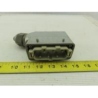 ILME CPM08 415V/600V 35A 6 Pin Male Plug Housing