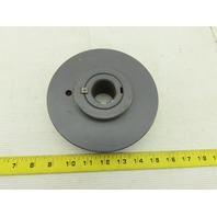 """Browning 1VP68X1-3/8 Pulley Sheave Single Groove Variable Pitch 1-3/8"""" Bore"""
