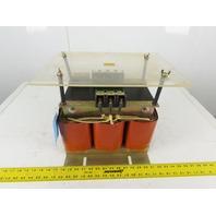 SunRex SR250L-300 Type TB 400V Primary 220V Secondary Transformer 12kVa 3Ph 60Hz
