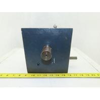 Hub City Model 261 Gear Box Speed Reducer 50:1 Ratio Style C