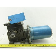 Pacific Scientific BA3618-3775-56C 50:1 Ratio 33RPM Output 29.6V DC Gear Motor