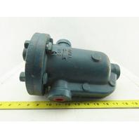 "Armstrong Machine 3/4""NPT 15 PSI Steam Trap Bucket"