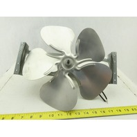 Fasco 71639341 Type U 63B1 115V 1150RPM HVAC Fan Assembly