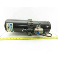 Barnes 220 0871 24VDC Hydraulic Pump Motor
