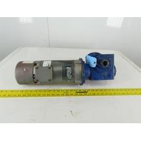 Cleveland M1714CD-05BB Gear Motor 5:1 Ratio 230V 3 Ph W/48BK7101BPSterns Brake