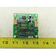 Panasonic ZUEP55401 Circuit Board Controller PCB Card