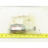 Numatics 081RD100C016N00 Pneumatic Regulator Manifold Sandwich Block