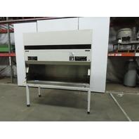 "Fisher Hamilton 54L93500 72""x24"" Class II Biosafety Downflow Laboratory Cabinet"