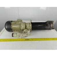 Brinkmann SFL1150S460-CM1Q40XZ+1035 7Hp 150 GPM 230/460V Immersion Pump Damaged