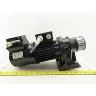 Wistro B20 IL-2-2/063 In-Line Gear Reducer 106RPM 0.37Kw