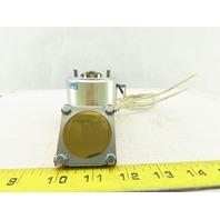Shindengen YB-L200A8Y3E Rotary Solenoid Laser Oscillator Mirror Arm Assembly