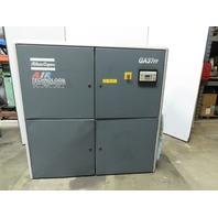 Atlas Copco GA37FF 50Hp Rotary Screw Air Compressor W/Dryer 103 CFM 132PSI 480V