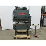Ferro Products 25T-4 Allsteel 25 Ton 4' Sheet Metal Press Brake 5Hp 3Ph 208V