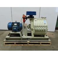 Lamson 516-0-6-AD 30Hp Multistage Centrifugal Blower 230/460V 3515RPM W/Silencer