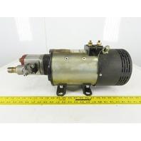 AMRE 2739Y Capri 80V DC Hydraulic Motor Pump From Hyster V40XMU