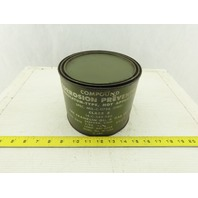 Franklin Oil MIL-C-11796 Vintage 1953 Military Class 3 Corrosion Cosmoline 5Lbs