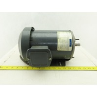 General Electric 5KH49UN6064 1/2Hp 115V 1140RPM Single Phase AC Motor