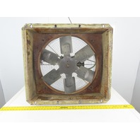 "22"" Cooling/Exhaust  Fan 6 Blade 2Hp 230/460V 3Ph 3600RPM"