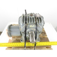 Cone Drive MHU35-2 60:1 Ratio 29 RPM Output Right Angle Gear Reducer