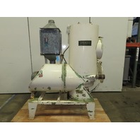 Spencer S-189 Industravac 240/480V 7.5Hp Industrial Vacuum W/ Filters