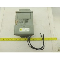 General Electric 9T51Y110 120/240V Primary 12/24V Secondary 1.0 kVa Transformer