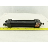 """Schrader FLA108421 1.5"""" Bore 6"""" Stroke Double Acting Hydraulic Cylinder 2500WP"""