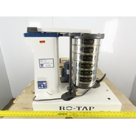 """W.S. Tyler RX-29-10 Ro-Tap 230V 50Hz 8"""" Laboratory Vibrating Particulate Sieve"""