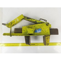 "1000 Lbs. Capacity Hoist Lift Pinch Grab Clamp Material Coil Handler 6-9"" Open"